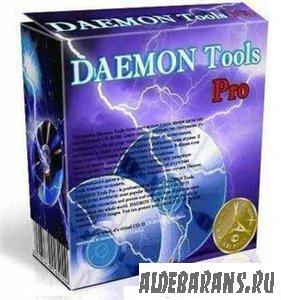 Видеоуроки по Daemon Tools (Lite+Pro) 2009