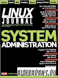Linux Journal April 2009