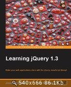 jQuery UI 1.6  Learning jQuery 1.3jQueryBook