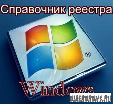 Справочник реестра Windows 7.5 (20.05.2009)