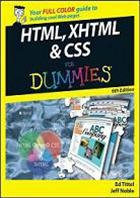 HTML, XHTML & CSS For Dummies, 6th Edition