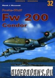 Kagero Monografie No.32 - Focke-Wulf Fw 200 Condor