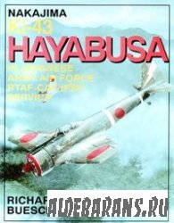 Nakajima Ki-43 Hayabusa: in Japanese Army Air Force RTAF-CAF-IPSF Service