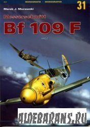 Kagero Monographs No.31 - Messerschmitt Bf 109F Vol.I