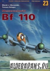 Kagero Monographs No.23 - Messerschmitt Bf-110 Vol.III