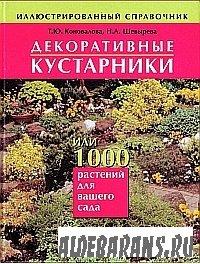 Декоративные кустарники, либо 1000 растений для вашего сада | Коновалова Т.Ю, Шевырева Н.А.