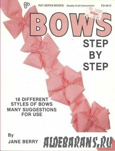 Bows step by step | Jane Berry